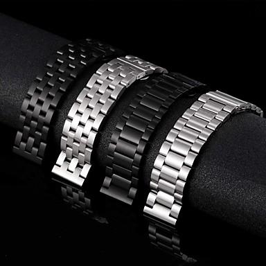 voordelige Smartwatch-accessoires-toepasselijk het samsung melkweghorloge vijf kraal staal roestvrij staal band samsung polshorloge 42 mm 46 mm