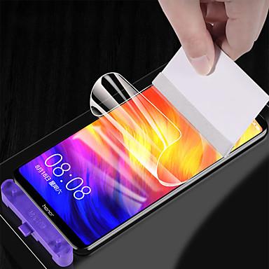 voordelige iPhone screenprotectors-Apple Screen Protector iPhone XR Mirror Front Screen Protector 1 stuk huisdier