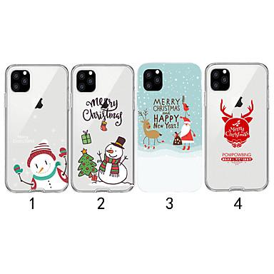Недорогие Кейсы для iPhone 6 Plus-чехол для яблока iphone xs / iphone xr / iphone xs max ударопрочный / прозрачный / шаблон задней обложки слово / фраза ТПУ для iphone x 8 8plus 7 7plus 6 6s 6plus 6splus