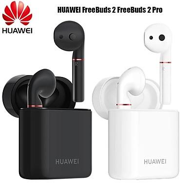 olcso Headsetek és fejhallgatók-Huawei FreeBuds-2-PRO TWS True Wireless Headphone Vezeték nélküli EARBUD Bluetooth 5.0 Zajkioltó Töltődobozzal