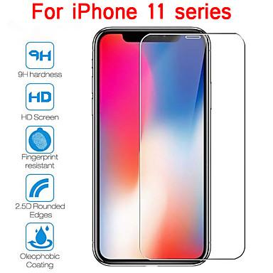 voordelige iPhone screenprotectors-het volledige scherm beslaat de transparante iPhone-film die van toepassing is op iPhone 11 11pro 11pro max max xr xs x