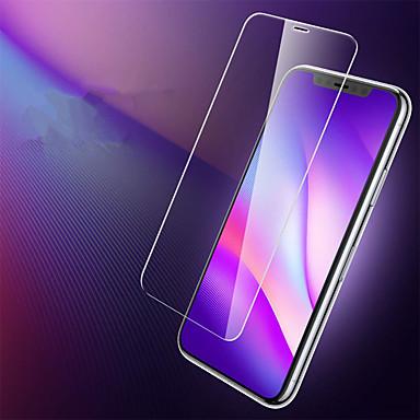 Недорогие Защитные плёнки для экрана iPhone-защитная пленка для яблочного экрана для iphone 11/11 pro / 11 pro max 9h твердость передняя защитная пленка для экрана 1 шт. закаленное стекло iphone xs max / xr / xs / x / 8plus / 8 / 7plus / 7 /
