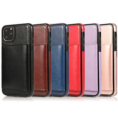 Недорогие Кейсы для iPhone-чехол для яблока чехол для iphone 6 6s 7 8 6plus 7plus 8plus xr xs xsmax x se 11 11pro 11promax держатель бумажника с подставкой для корпуса