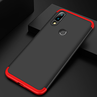 cheap Xiaomi Case-Case For Xiaomi Xiaomi Redmi 7 / Redmi Note 7 / Redmi Go Ultra-thin Full Body Cases Solid Colored Plastic