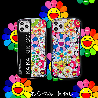voordelige iPhone 6 Plus hoesjes-hoesje voor apple iphone xs / iphone xr / iphone xs max stofdicht / patroon achterkant cartoon silicagel