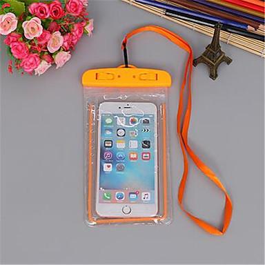 Недорогие Чехлы и кейсы для Nokia-Летний световой водонепроницаемый чехол для плавания гаджет пляж сухой мешок чехол для телефона чехол кемпинг катание на лыжах держатель для мобильного телефона 3.5-6 дюймов