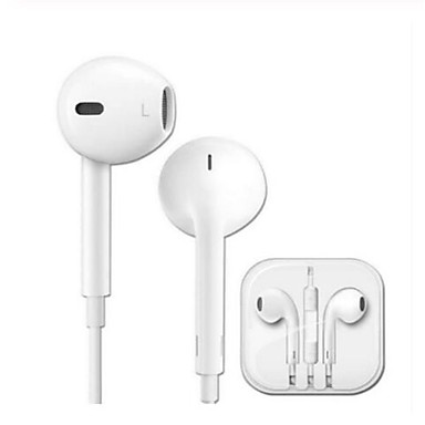 سماعات رياضية عالمية 3.5 ملم في الاذن سلكية مع مايكروفون لاجهزة سامسونج هواوي xiaomi iphone 6