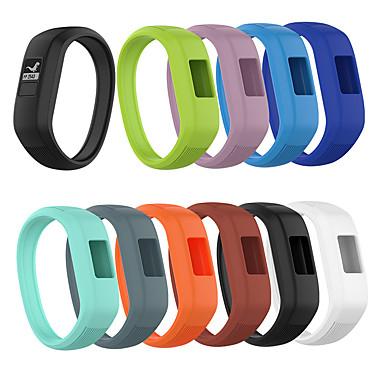 voordelige Horlogebandjes voor Garmin-horlogeband voor garmin vvofit jr / jr / vivofit3 garmin sportband siliconen polsband