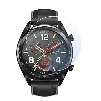 voordelige Horlogebanden voor Huawei-5 stks voor huawei horloge gt gehard glas screen protector beschermfolie guard anti explosie anti-shatter