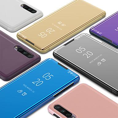 Недорогие Чехлы и кейсы для Xiaomi-Роскошный умный ясный вид зеркало флип стенд чехол для телефона для Xiaomi Mi CC3 CC9E