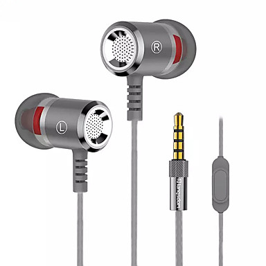 povoljno Ožičene ušice-Langsdom M400 Žičana slušalica za stavljanje u uho Žičano EARBUD Stereo