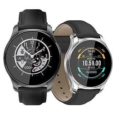 رخيصةأون ساعات الرجال-D69 موقع GPS معدل ضربات القلب النوم مراقب عداد الخطى بلوتوث الرياضة الساعات الذكية