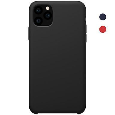 voordelige iPhone-hoesjes-Nillkin-hoesje voor Apple iPhone 11 / iPhone 11 Pro / iPhone 11 Pro Max schokbestendige achterkant Effen siliconen voor iPhone 11 / iPhone 11 Pro / iPhone 11 Pro Max