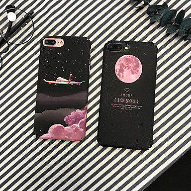 voordelige iPhone-hoesjes-hoesje Voor Apple iPhone 11 / iPhone 11 Pro / iPhone 11 Pro Max Stofbestendig / Mat / Patroon Achterkant Hemel PC