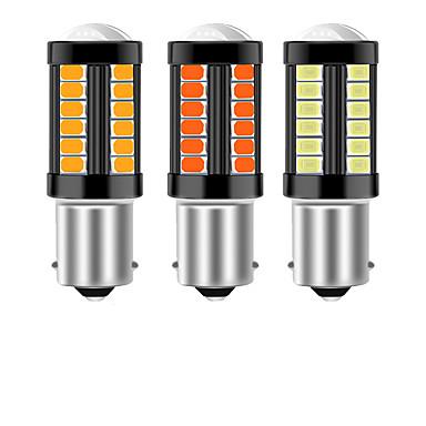 Недорогие Дневные фары-2pcs Автомобиль Лампы SMD 5630 Светодиодная лампа Фары дневного света / Лампа поворотного сигнала Назначение Toyota / Honda / Универсальный Все года