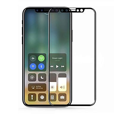 voordelige iPhone screenprotectors-schermbeschermer voor apple iphone 11 / xr szkinston 5d 9h volledig krasbestendig anti-vingerafdruk high fibre high definition (hd) gehard glasplaten front screen screen protector beschermfolie -