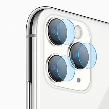 voordelige iPhone screenprotectors-hoesje voor apple iphone 11 pro / iphone 11 pro max szkinston 5d volledig krasbestendig anti-vingerafdruk vezelrijk aanraak flexibel nanotechnologie de cameralens gehard glas schermbeschermer