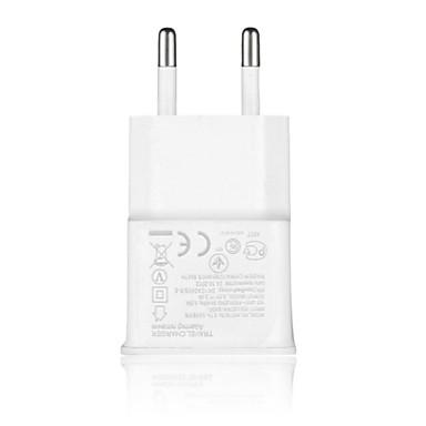 olcso iPod töltők-Hordozható töltő USB töltő EU konnektor Szabályos 1 USB port 1 A 100~240 V mert Univerzalno