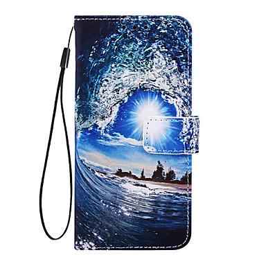 Недорогие Чехлы и кейсы для Galaxy А-чехол для samsung galaxy a50s a30s чехол для телефона искусственная кожа окрашенный узор чехол для телефона a20s a10s a10 a20 a30 a40 a50 a70 a7 2018