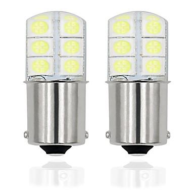 Недорогие Дневные фары-2 шт. / Лот 1156 p21w светодиодные ba15s светодиодные 5050 12smd автомобиль светодиодные лампы лампы для указателя поворота стоп-сигнал без ошибок 12 В