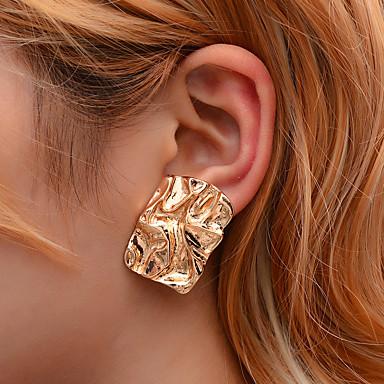 povoljno Naušnice-Žene Naušnica Vintage Style Radost Naušnice Jewelry Zlatan / Rose Gold / Srebro Za Klub