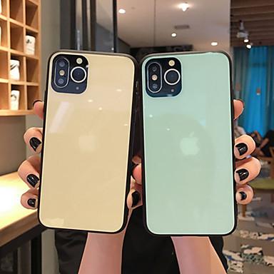 Недорогие Кейсы для iPhone 6-новая секундная стрелка для яблока 11promax мобильный телефон оболочки 11 стекло хс макс ультратонкий 8plus против падения яблоко х изменения 11pro защитная крышка корпуса
