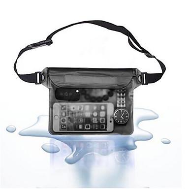 Недорогие Чехлы и кейсы для Nokia-Открытый водонепроницаемый плавательный мешок кемпинг дрейфующих хранения сухой мешок пояса