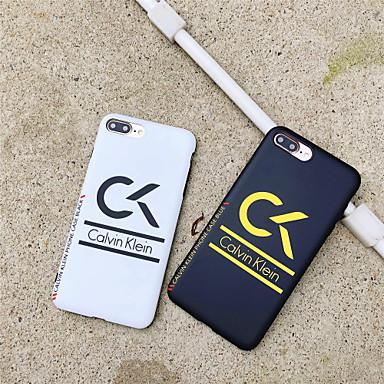 voordelige iPhone 7 Plus hoesjes-hoesje Voor Apple iPhone 11 / iPhone 11 Pro / iPhone 11 Pro Max IMD / Patroon Achterkant Woord / tekst TPU