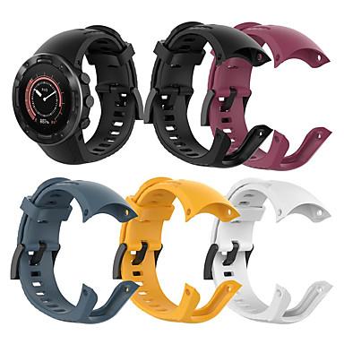 voordelige Smartwatch-accessoires-siliconen band voor suunto 5 5 fitness band horloge buitensport slimme horlogeband voor dames en heren