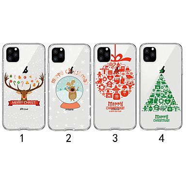 Недорогие Кейсы для iPhone 6-чехол для яблока iphone xs / iphone xr / iphone xs max ударопрочный / прозрачный / шаблон задней обложки слово / фраза ТПУ для iphone x 8 8plus 7 7plus 6 6s 6plus 6splus