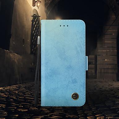 cheap Xiaomi Case-Case For Xiaomi Redmi Note 8 / Redmi Note 8 Pro Card Holder / Shockproof / Flip Full Body Cases Solid Colored TPU