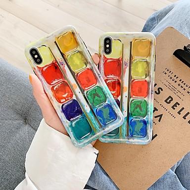 voordelige iPhone-hoesjes-hoesje voor Apple iPhone 11 / iPhone 11 pro / iPhone 11 pro max stofdicht achterkant TPU voor iPhone 7/7 p / 8/8 p / 6/6 plus / x / xs / xr / xs max