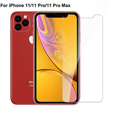 olcso iPhone XS Max képernyővédő fóliák-edzett üveg iphone 11 pro 2019-re iphone xr xxs max képernyővédő védőüveg iphone 11 11 pro max