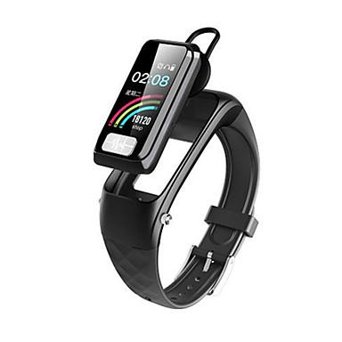 رخيصةأون ساعات ذكية-h207 الذكية معصمه بلوتوث اللياقة البدنية تعقب و دعم سماعة لاسلكية تخطر / ecg + ppg / قياس ضغط الدم للماء ووتش الذكية ل سامسونج / فون / الهواتف الروبوت