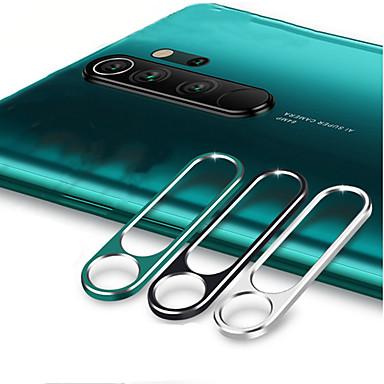 Недорогие Защитные плёнки для экранов Xiaomi-металлическое заднее защитное кольцо для объектива камеры для xiaomi redmi note 8 pro
