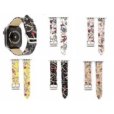 Недорогие Ремешки для Apple Watch-ремешок для часов для серии apple 4/1 ремешок из кожи яблока ремешок из натуральной кожи3 / 2 /