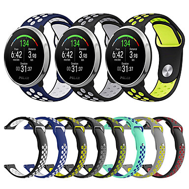 voordelige Smartwatch-accessoires-sport siliconen horlogeband polsband voor polaire ontbranden vervangbare armband polsband