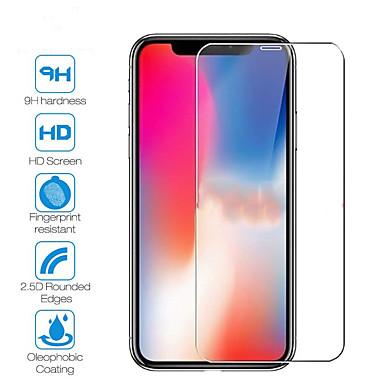 voordelige iPhone screenprotectors-AppleScreen ProtectoriPhone 11 High-Definition (HD) Voorkant screenprotector 2 pcts Gehard Glas