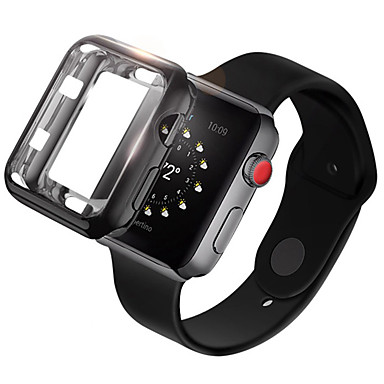 hoesjes voor Apple Watch Series 5 / Apple Watch Series 4 TPU compatibiliteit Apple