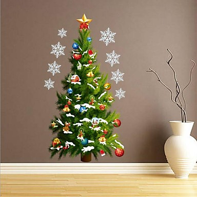 levne Výzdoba domácnosti-vánoční / romantika / dovolená samolepky na zeď letadlo samolepky dekorativní nástěnné samolepkyppc materiál vyměnitelný / přemístitelnýhome