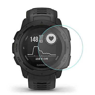 voordelige Smartwatch-accessoires-schermbeschermer voor garmin instinct gehard glas high definition (hd) 2 stks