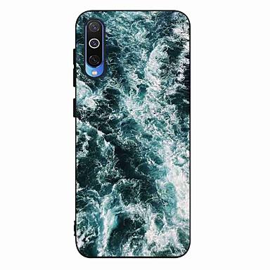 voordelige Galaxy A-serie hoesjes / covers-hoesje Voor Samsung Galaxy S9 / S9 Plus / S8 Plus Mat / Patroon Achterkant Landschap TPU