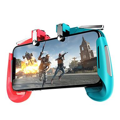 olcso Okostelefon-játék tartozékok-pubg vezérlő cél gomb l1r1 lövöldözős játékvezérlő pubg gamepad mobil kiegészítők joystick iphone mobilhoz