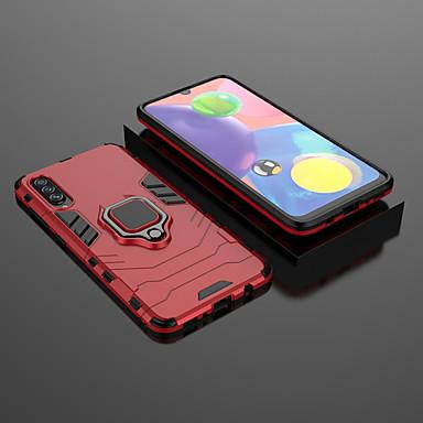 Недорогие Чехлы и кейсы для Galaxy А-Кейс для Назначение SSamsung Galaxy Galaxy A7(2018) / A8 2018 / A8 Защита от удара / С узором Кейс на заднюю панель броня ПК