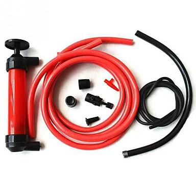 voordelige Noodgereedschap-draagbare handmatige zuignap sifon pomp overdracht olie vloeibare hand luchtpomp auto