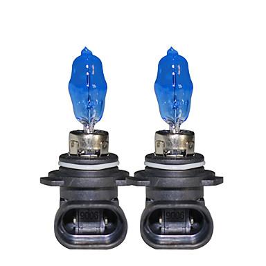 Недорогие Автомобильные фары-2шт автомобильные галогеновые противотуманные фары 9006 hb3 9005 hb4 hod ксеноновые галогенные лампы накаливания лампы 100 Вт 12 В спрятанный вид замена галогенных ламп замена ламп