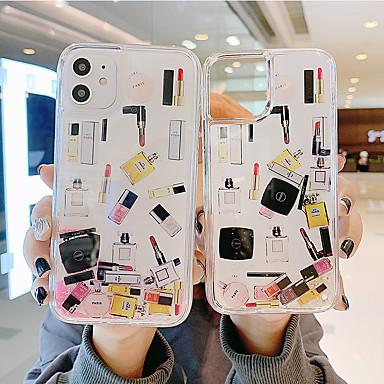 voordelige iPhone-hoesjes-Apple 11pro max mobiele telefoon shell 11pro siliconen zachte 11 netto rode trend xs max anti-val 6/7/8 plus cosmetische beschermende shell