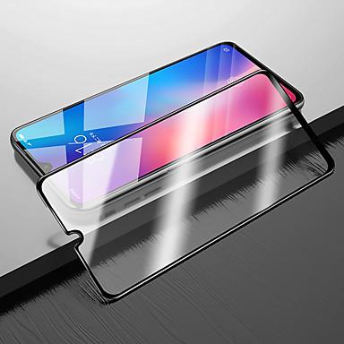 Недорогие Защитные плёнки для экранов Xiaomi-защитная пленка для xiaomi mi 9 pro / mi 9 lite закаленное стекло 1 шт. передняя защитная пленка высокого разрешения (hd) / твердость 9 ч