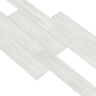 ملصقات أرضية الخشب الحبوب البيضاء خلفية للماء مقاومة للاهتراء الذاتي الديكور الطابق غرفة المعيشة الديكور