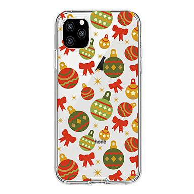 voordelige iPhone 6 hoesjes-hoesje voor apple iphone xs / iphone xr / iphone xs max schokbestendig / transparant / patroon achterkant woord / zin tpu voor iphone x 8 8plus 7 7plus 6 6s 6plus 6splus